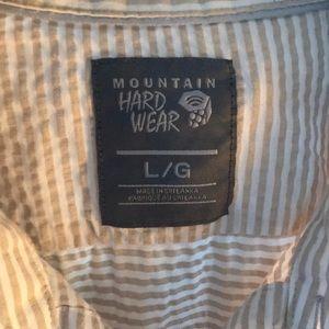 Mountain hardware button down